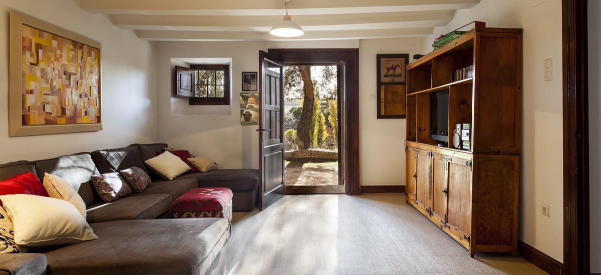 Casa Rural de Alquiler Completo Finca El Cercado
