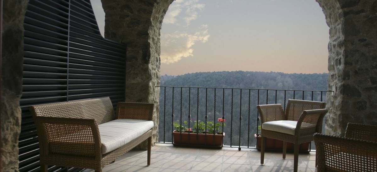 Rusticae Hotel Girona Gerona con encanto Descripción
