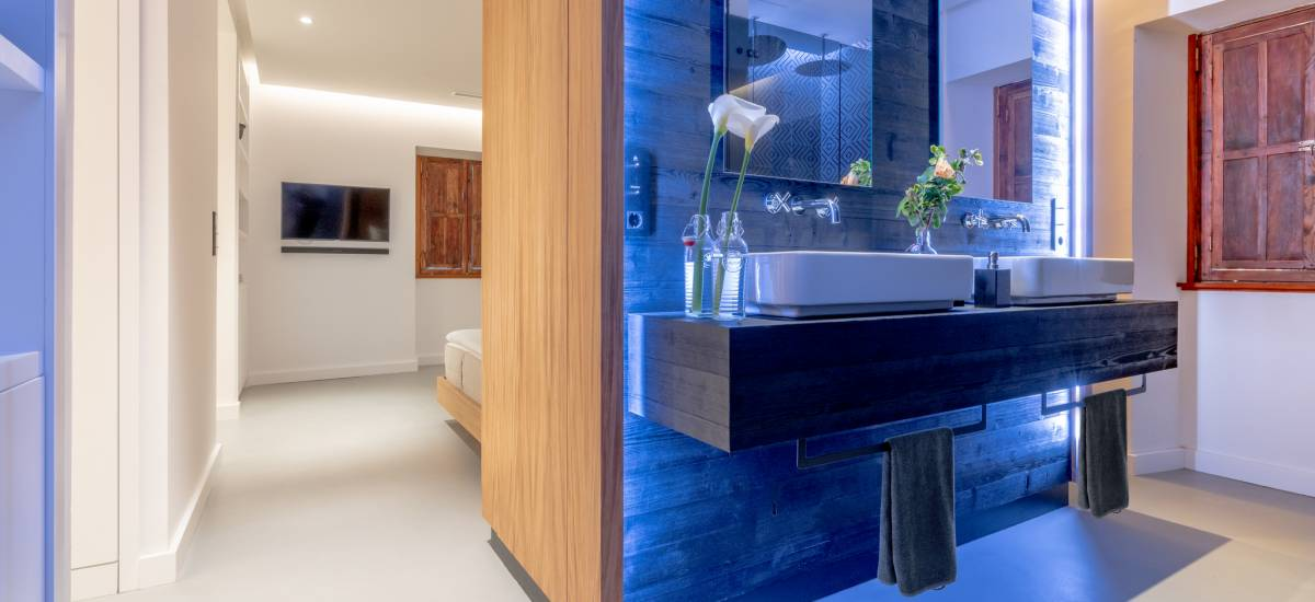 Hotel Faro de Punta Cumplida Tenerife Rusticae amenities