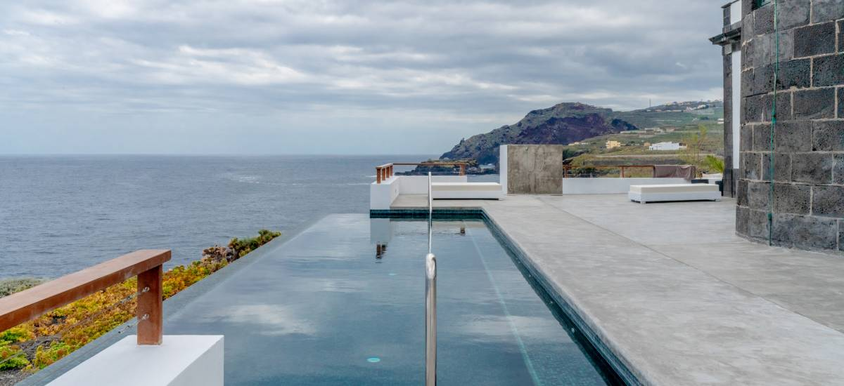 Hotel Faro de Punta Cumplida Tenerife Rusticae piscina