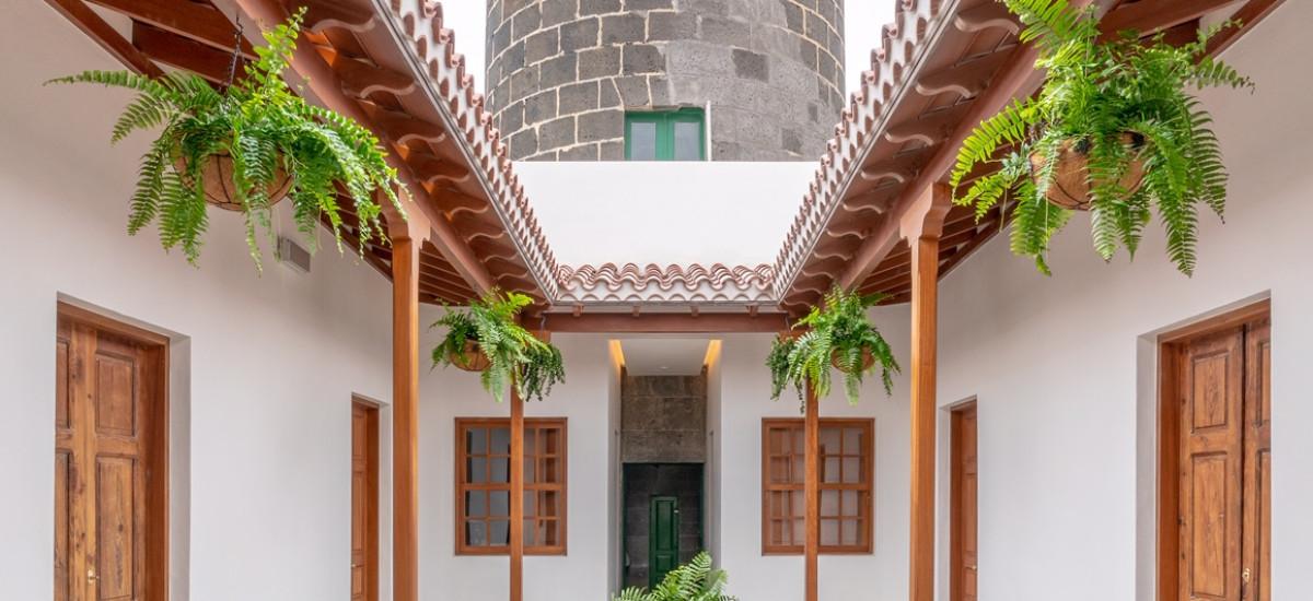 Hotel Faro de Punta Cumplida Tenerife Rusticae - entrada