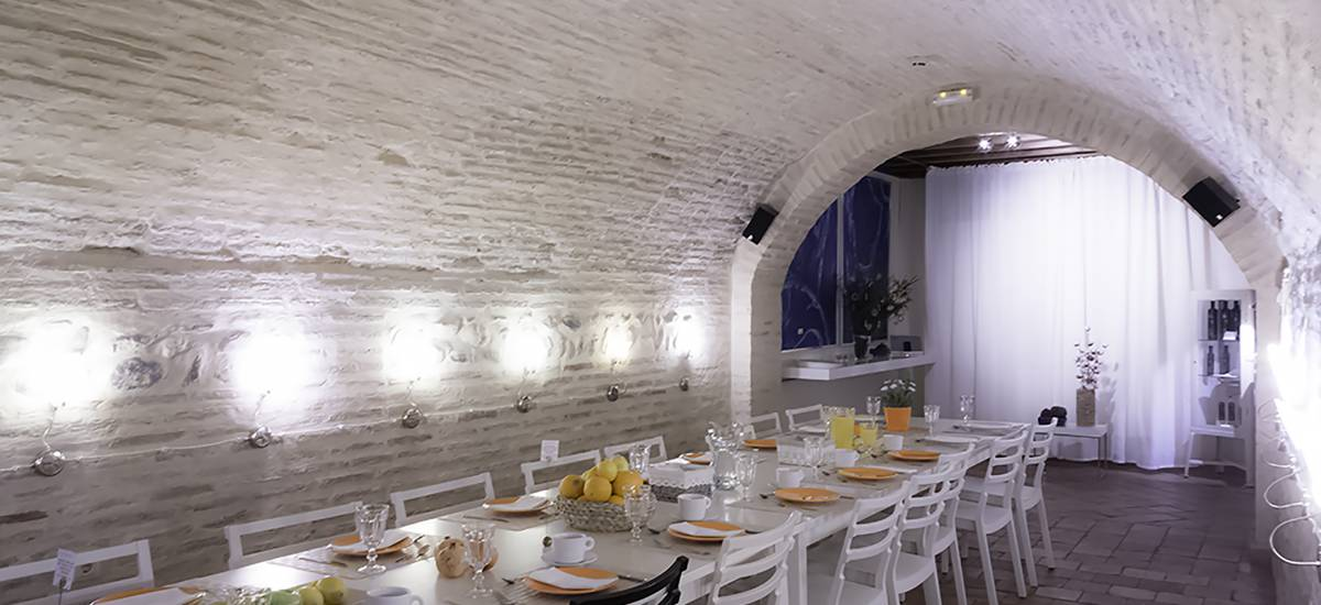 Rusticae Granada Hotel con encanto Comedor
