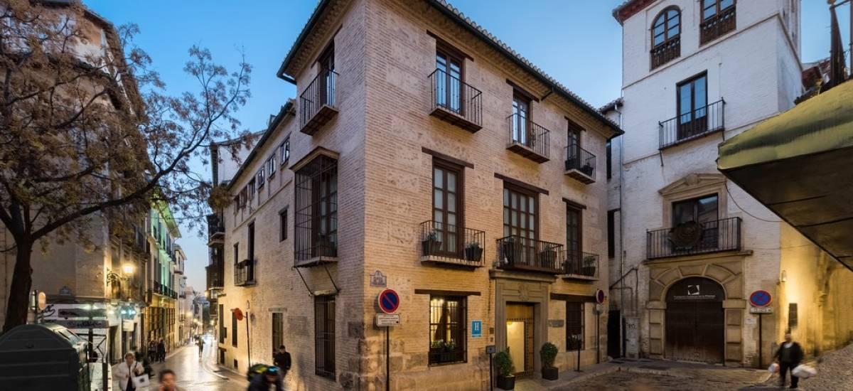 Rusticae Granada Hotel con encanto Exterior