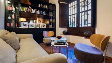 Rusticae Granada Hotel con encanto Salón