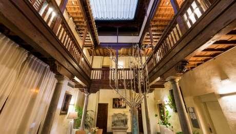 Rusticae Granada Hotel con encanto Hall