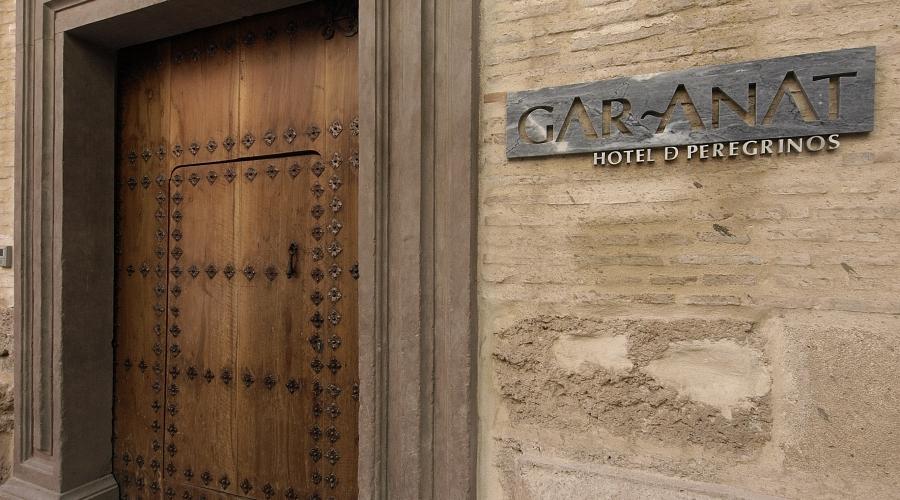 Rusticae Granada Hotel con encanto Entrada