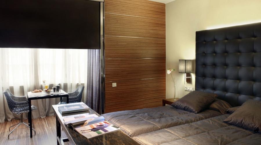Rusticae Barcelona Hotel con encanto Habitación doble