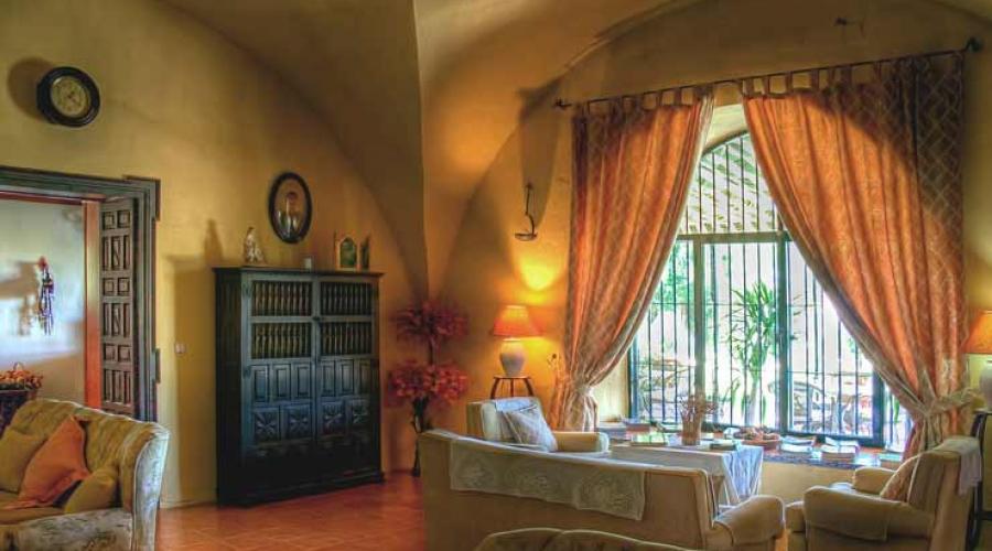 Rusticae Cádiz Hotel con encanto Zona común
