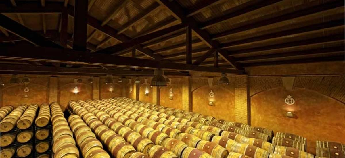 Rusticae Zamora luxury Hacienda Zorita Reserve wineyard