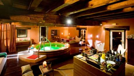 Hoteles Rusticae, Hoteles para tardes de lluvia y chimenea