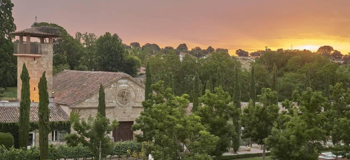 Hacienda Zorita Wine Hotel & Organic Farm