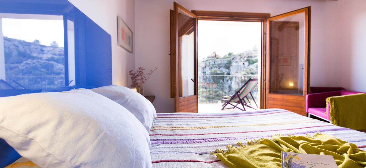 Hospedería Bajo el Cejo Rural Rusticae habitacion Murcia