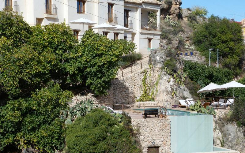 Hospedería Bajo el Cejo Rural Rusticae Pool Murcia