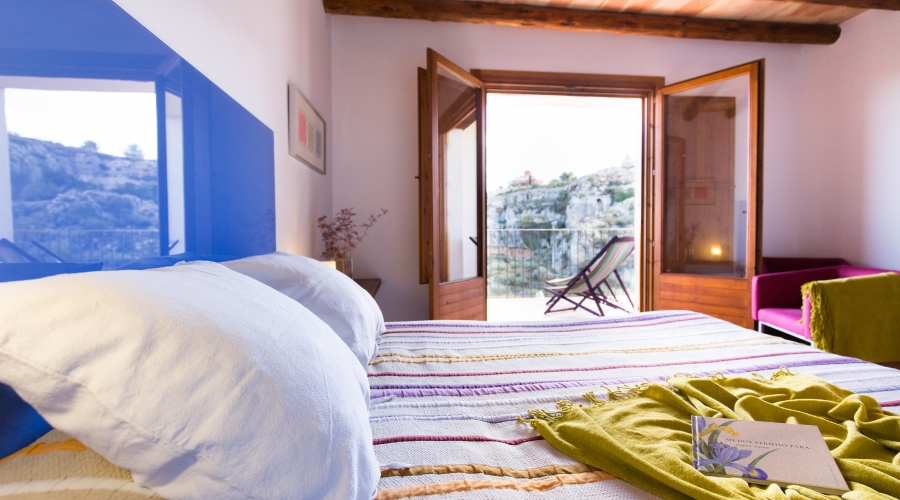 Rusticae Murcia Hospedería Bajo el Cejo rural habitación