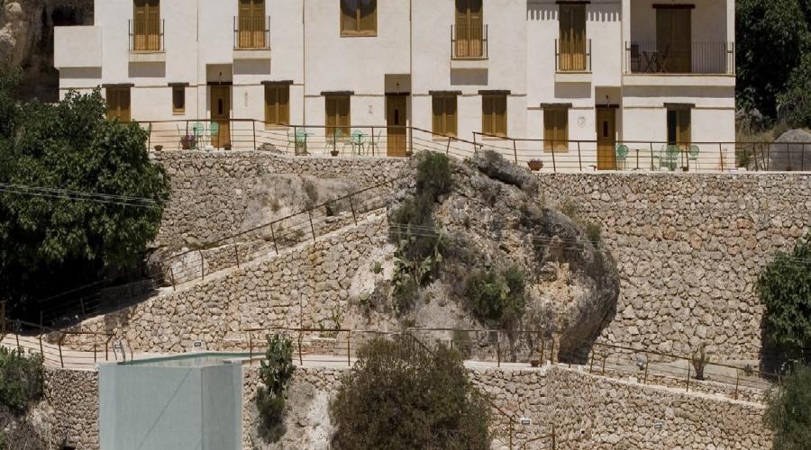Rusticae Murcia Hospedería Bajo el Cejo rural exterior