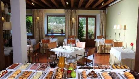 Rusticae Segovia Hotel Santo Domingo con encanto Desayuno