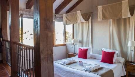 Rusticae Segovia Hotel Santo Domingo con encanto Habitación