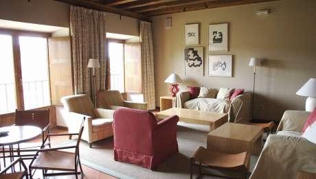 Rusticae Segovia Hotel Santo Domingo con encanto Habitacion