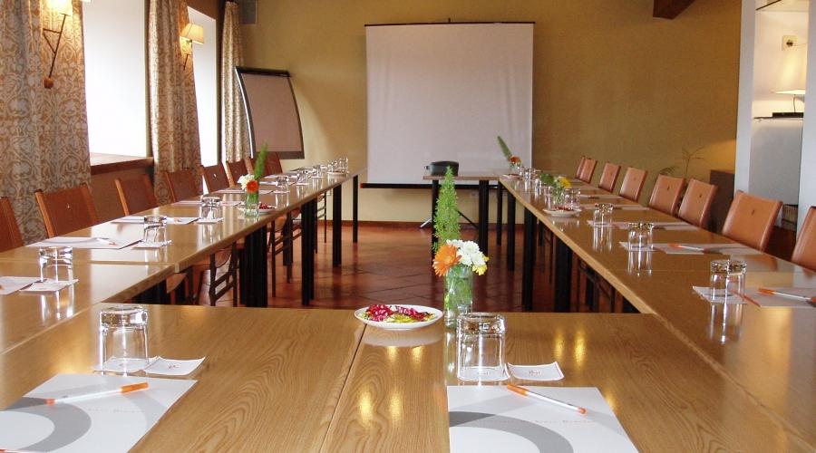 Rusticae Segovia Hotel Santo Domingo con encanto Sala de reunion