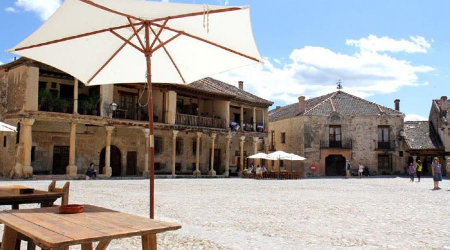 Rusticae Segovia Hotel Santo Domingo con encanto Alrededores