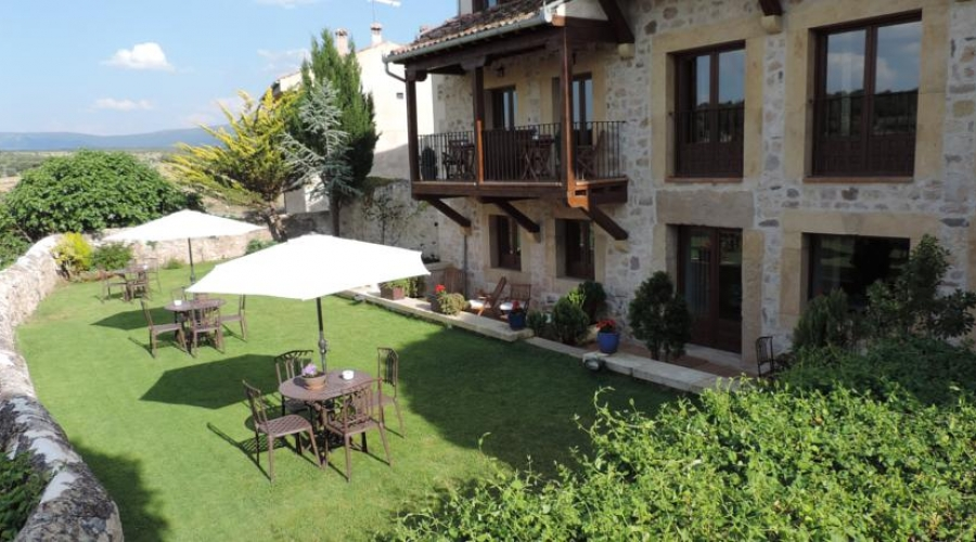 Rusticae Segovia Hotel Santo Domingo con encanto Exterior