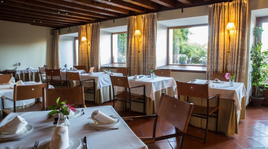Rusticae Segovia Hotel Santo Domingo con encanto Comedor