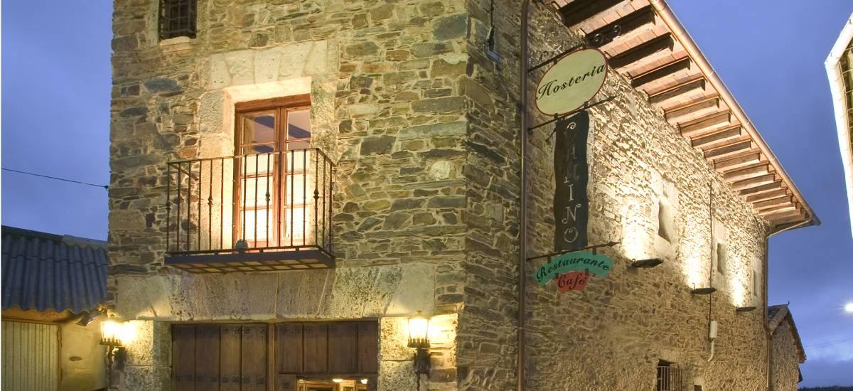 Hostería Camino 4* en León Rusticae