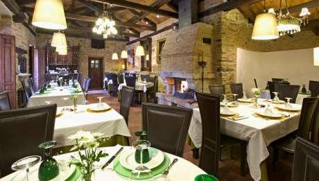 Rusticae León Hotel con encanto Comedor
