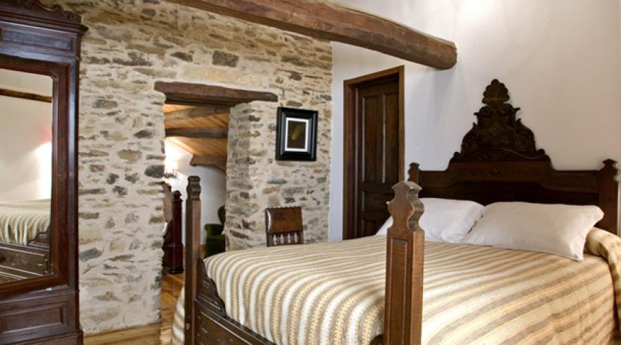 Rusticae León Hotel con encanto Habitación