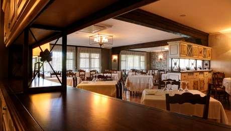 Rusticae Huesca Hotel con encanto Comedor