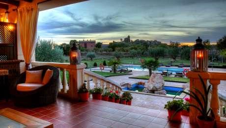 Hoteles rurales con encanto en huesca rusticae - Hoteles en huesca con piscina ...