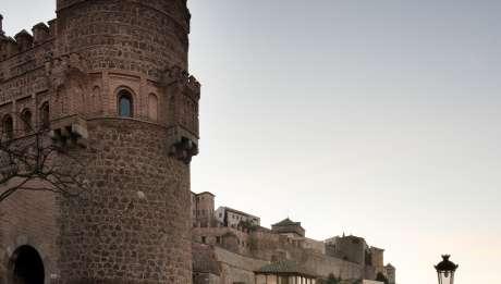 Hotel Abad Toledo en Toledo fachada Abad Toledo Hotel