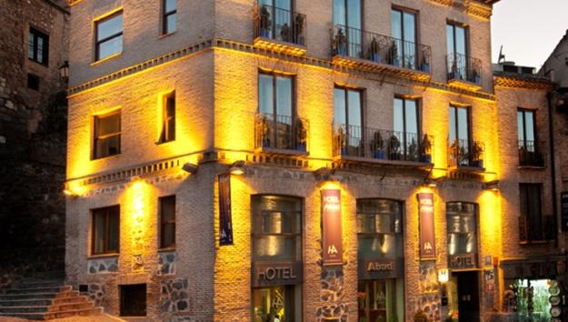 Hoteles Rusticae, Hoteles adaptados, Hoteles con historia