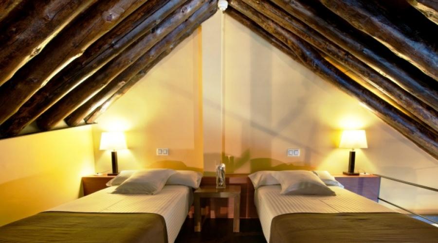 Rusticae Toledo Hotel Abad Toledov con encanto habitacion