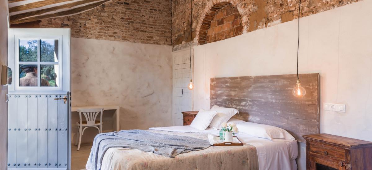 Hotel Balneario Aguas de Villaharta room