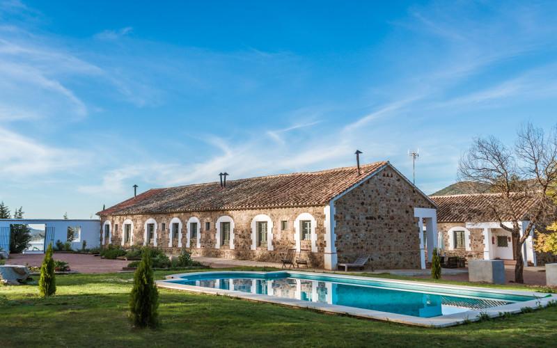 Hotel Balneario Aguas de Villaharta
