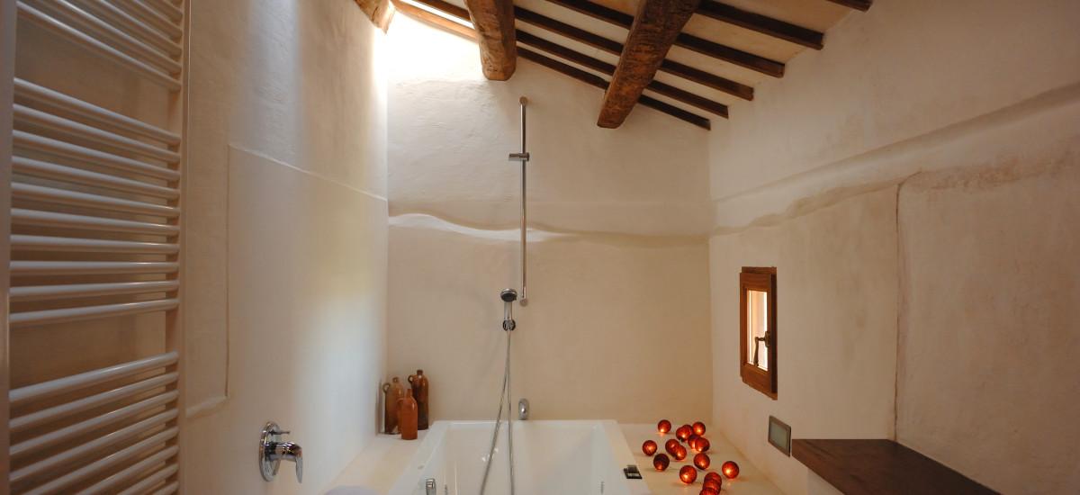 Rusticae Menorca Hotel con encanto Baño