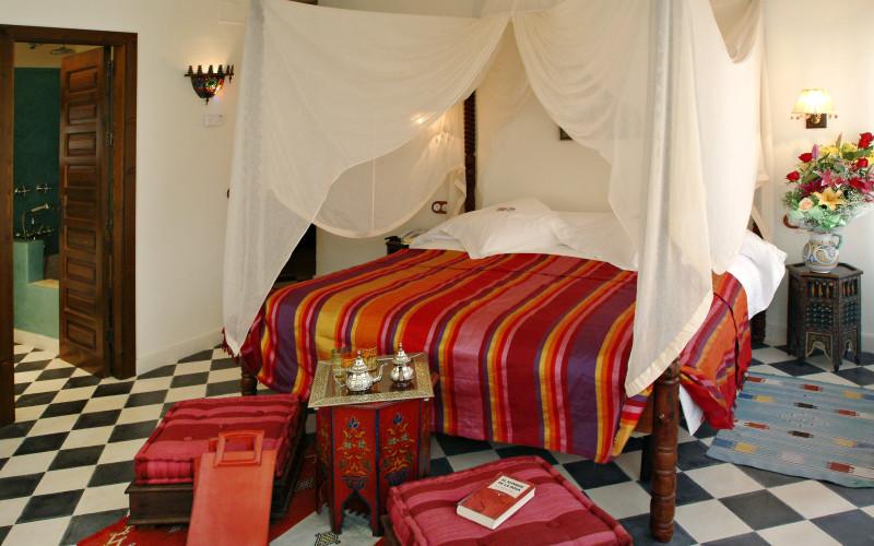 Rusticae Sevilla Hotel Alcoba del Rey romantic bedroom