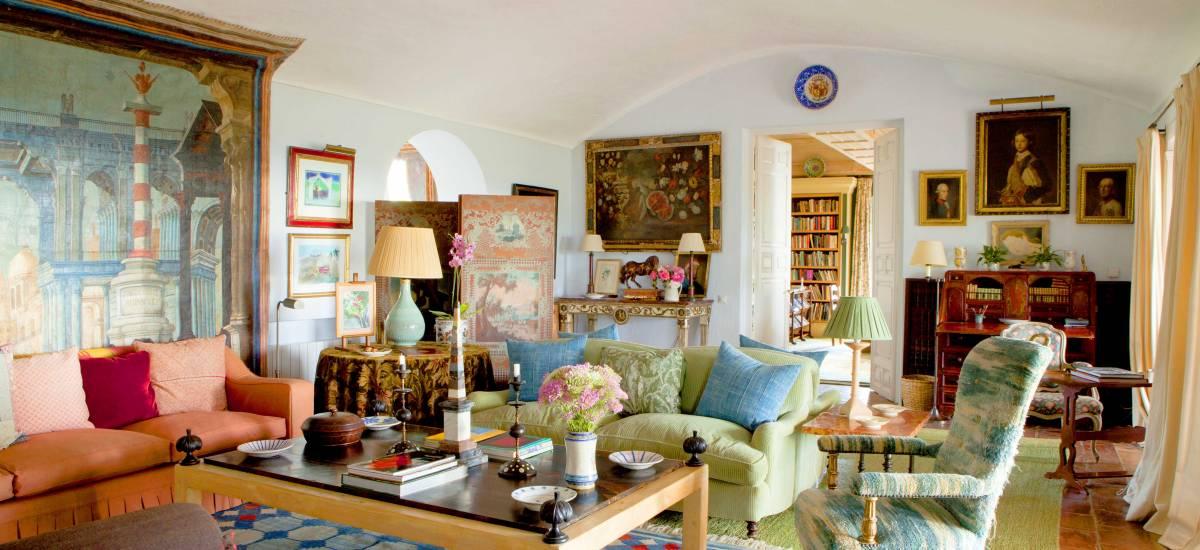 Alcuzcuz Hotel Boutique Rusticae livingroom
