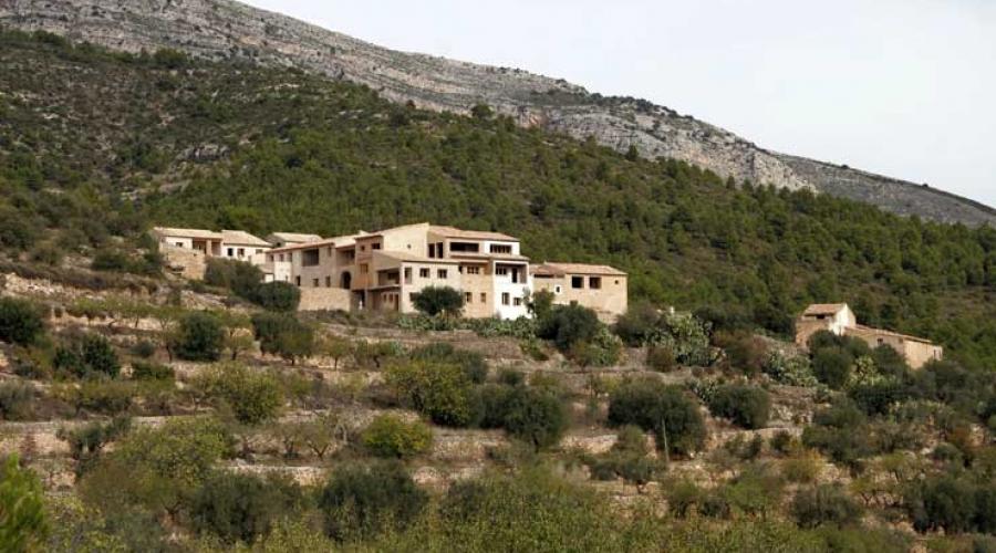 Rusticae Castellón Hotel con encanto Exterior