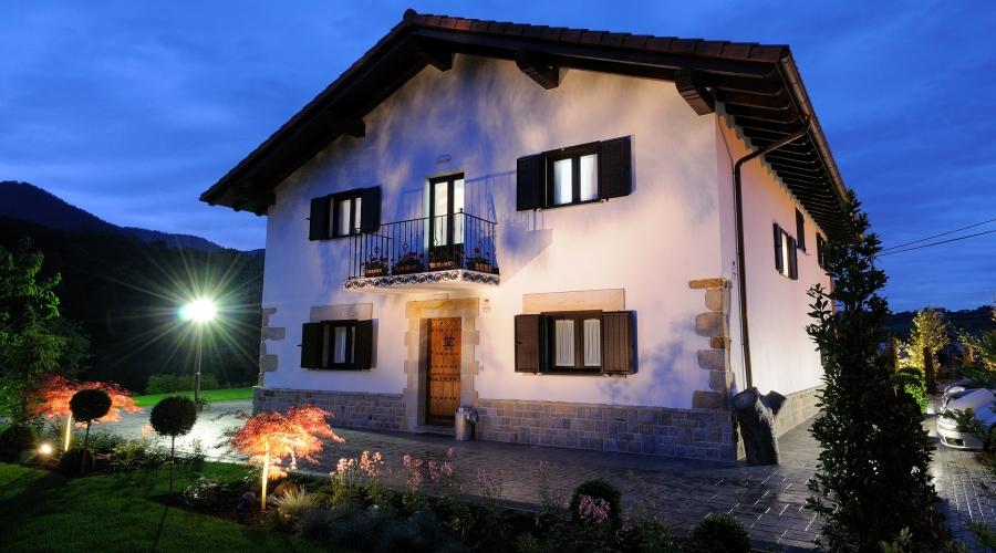 Rusticae Vizcaya Hotel Aldori Landetxea con encanto exterior