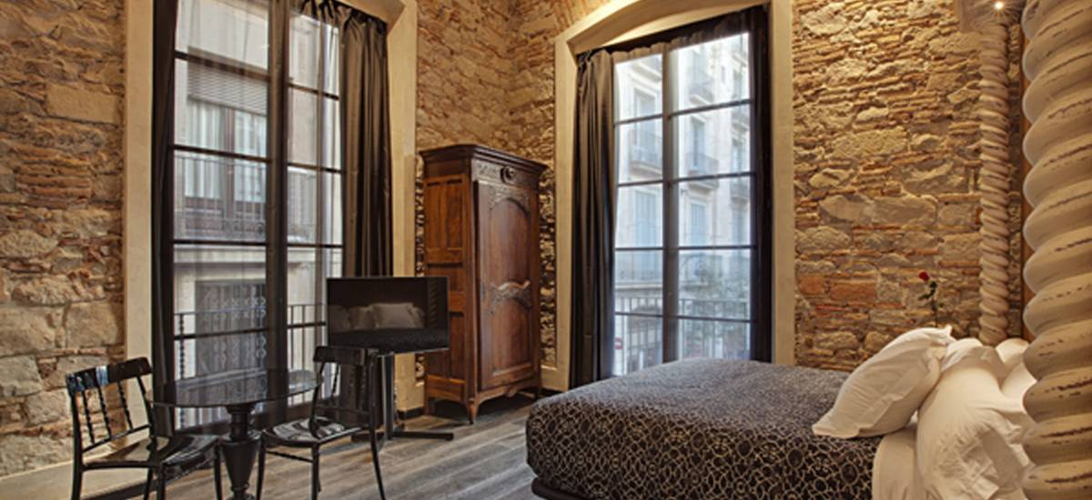 Rusticae Barcelona Boutique Hotel Room