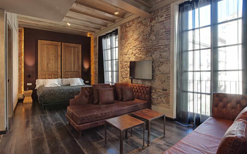 Hotel Arai Barcelona Centro Rusticae