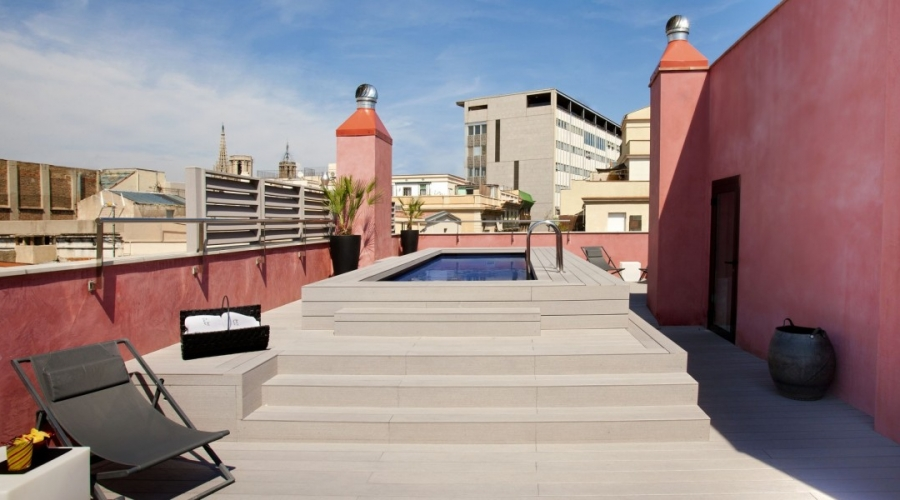 Hotel arai aparthotel hoteles con encanto en barcelona for Hoteles con encanto bcn