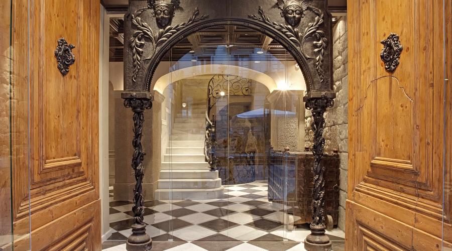 Rusticae Barcelona Hotel con encanto Hall
