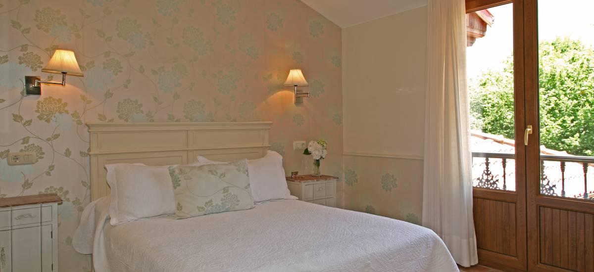 Rusticae Asturias Hotel Arpa de Hierba con vistas Habitación