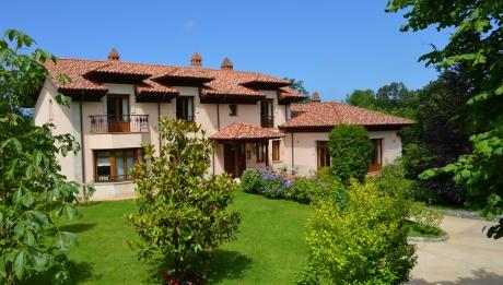 Rusticae Asturias Hotel Arpa de Hierba con vistas Exterior