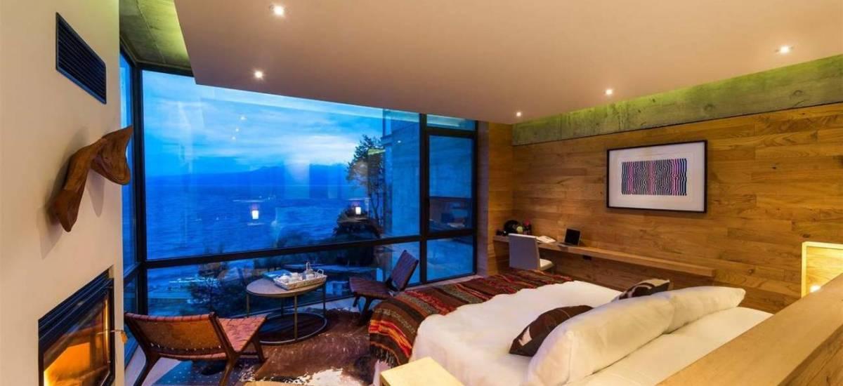 Hotel Awa en Puerto Varas Video Rusticae