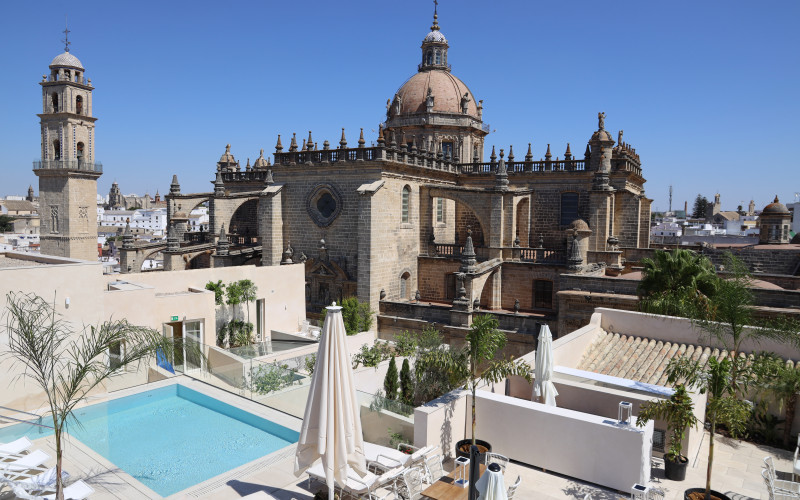 Hotel Bodega Tío Pepe