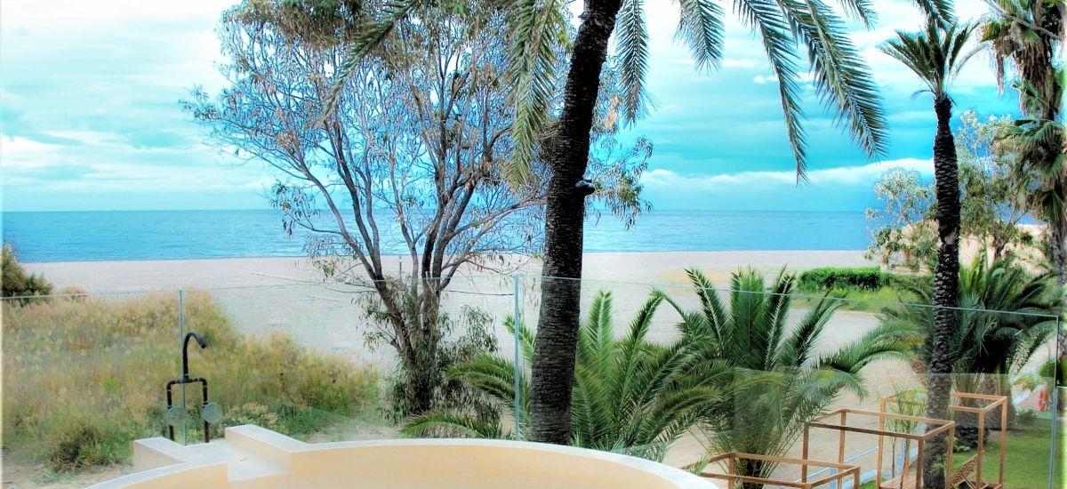 Hotel Boutique Botaniq Mojácar garden bath